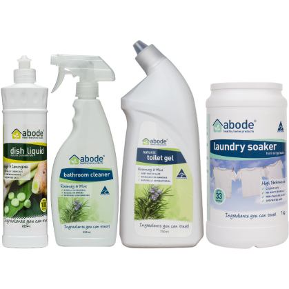 Abode Cleaning Products