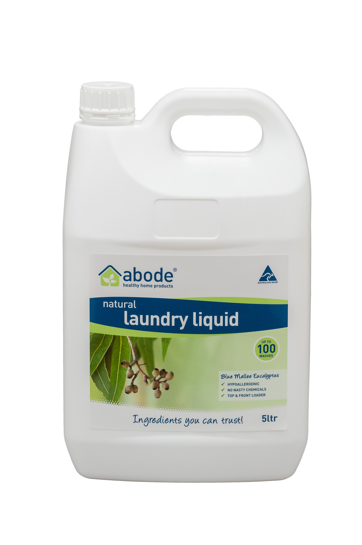 Abode Eucalyptus Laundry Liquid (5 litres)