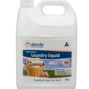 Abode Fragrance Free Laundry Liquid (5 litres)
