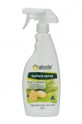 Abode Lemongrass & Ginger Surface Spray (500ml)