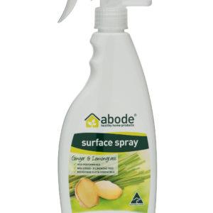 Abode Lemongrass & Ginger Surface Spray (500ml)