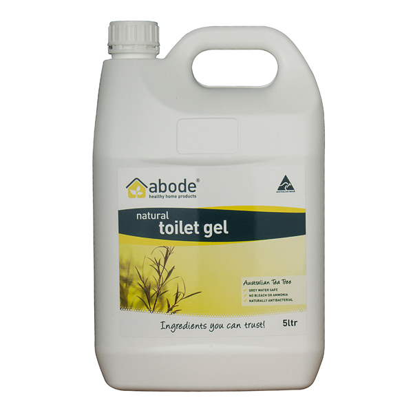 Abode Toilet Gel Tea Tree (5 litres)