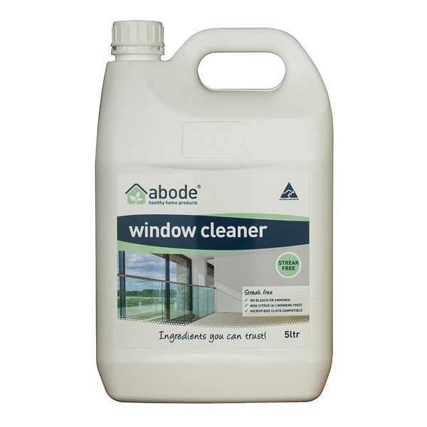 Abode Window & Glass Cleaner (5 litres)