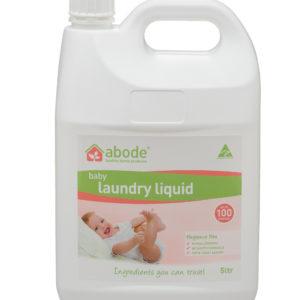 Abode Baby Laundry Liquid (5 litres)