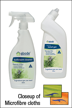 Abode Bathroom Pack