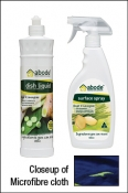 Abode Kitchen Pack (Ginger & Lemongrass)