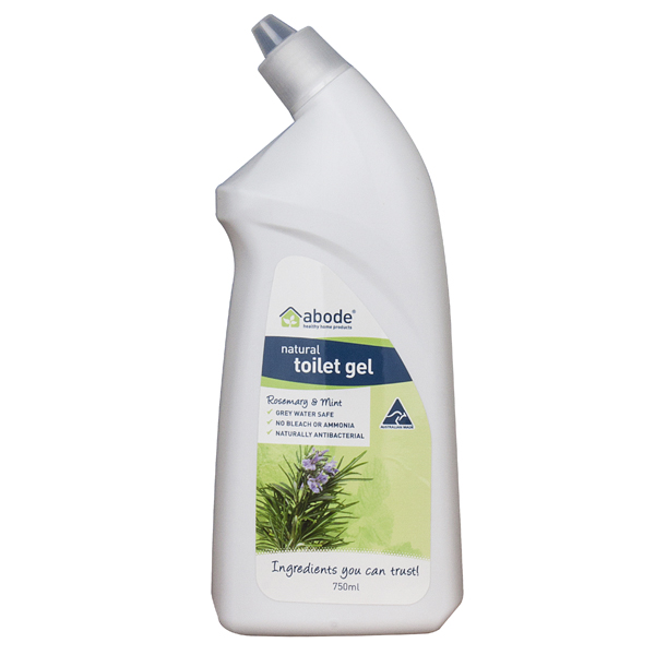 Abode Toilet Gel Rosemary & Mint (750ml)