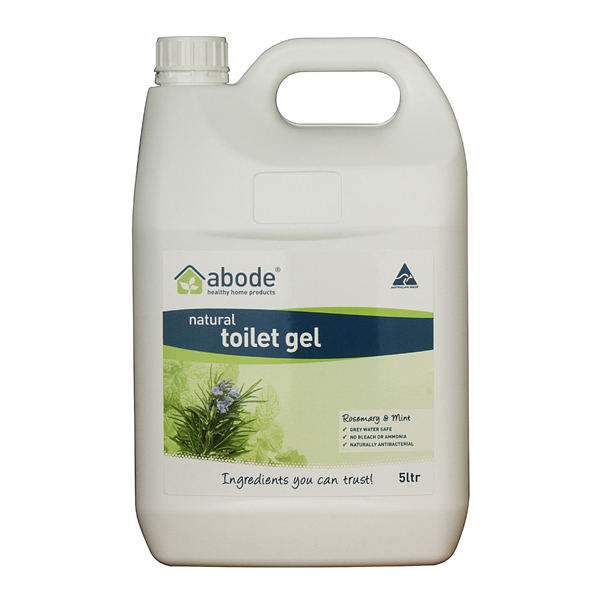 Abode Toilet Gel Rosemary & Mint (5 Litre)
