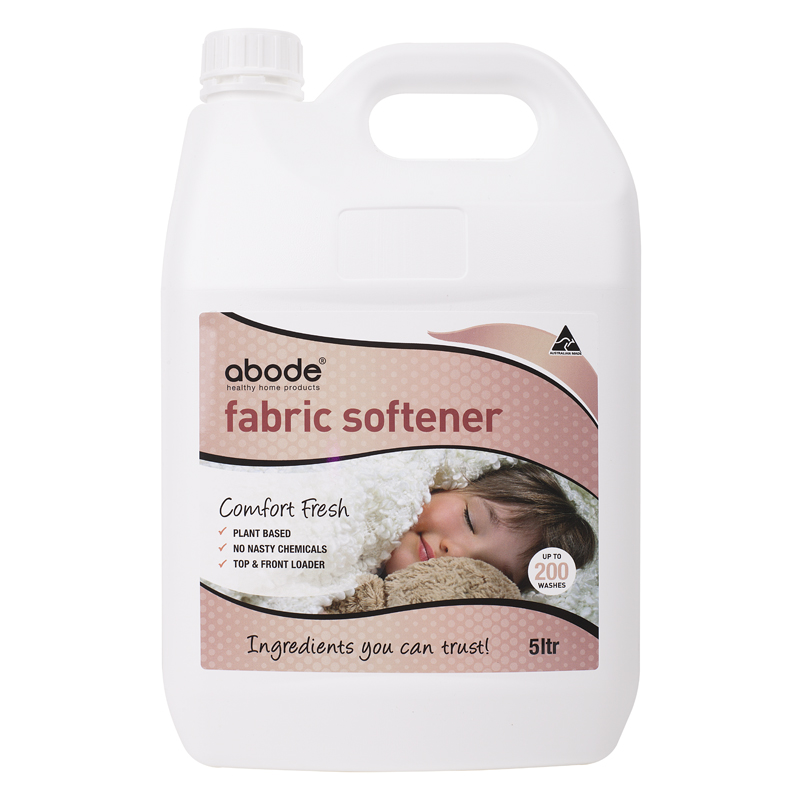Abode Fabric Softener Comfort Fresh (5 litres)