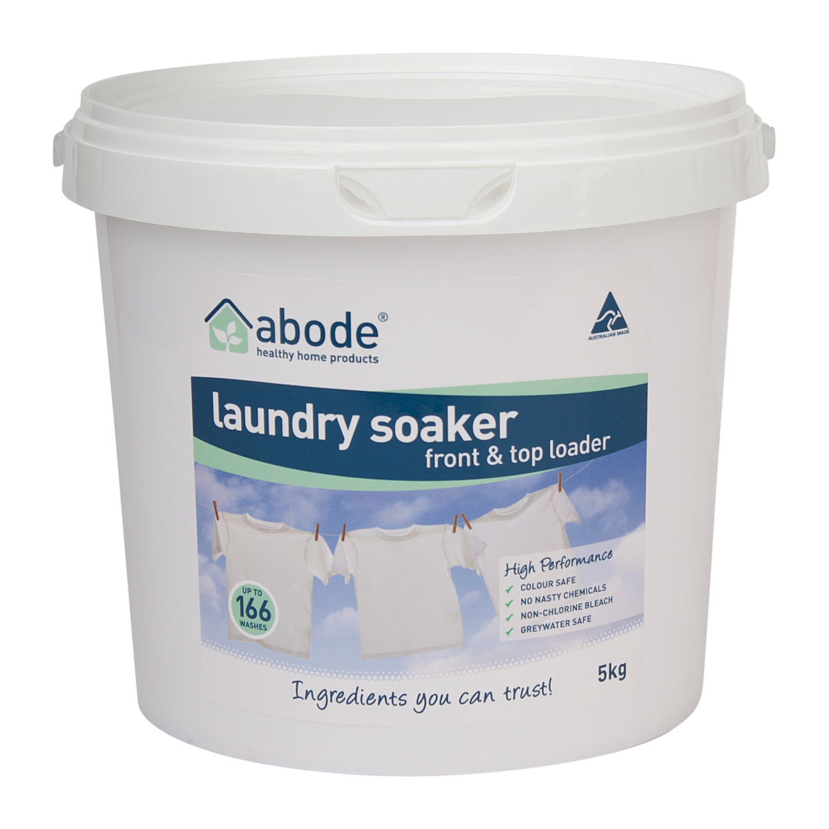 Abode Laundry Soaker High Performance (5kg)