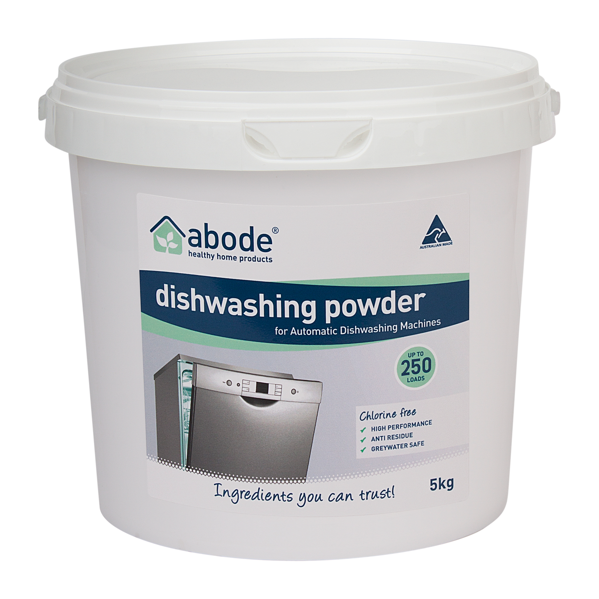Abode Auto Dishwasher Powder (5kg)
