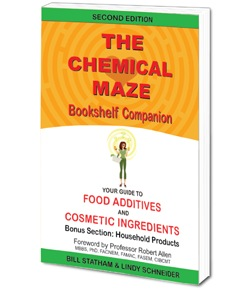 The Chemical Maze. Bookshelf Companion