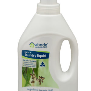 Abode Eucalyptus Laundry Liquid (2 litres)